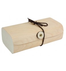 Pack 50 uds Caja regalo madera
